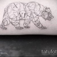 Значение геометрических тату