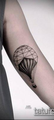 тату геометрические №32 – интересный вариант рисунка, который легко можно использовать для доработки и нанесения как тату геометрические линии