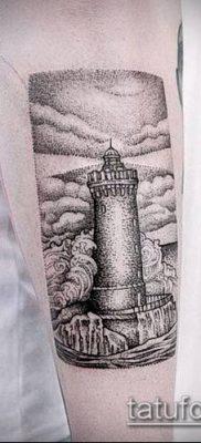 тату гравюра №406 – классный вариант рисунка, который легко можно использовать для переделки и нанесения как тату гравюра на руку