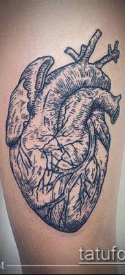 тату гравюра №216 – достойный вариант рисунка, который легко можно использовать для переделки и нанесения как тату гравюра предплечье