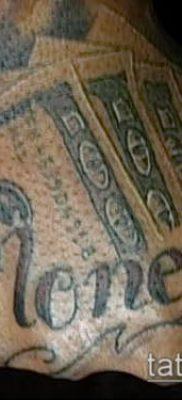 фото тату деньги (Tattoo money) (значение) – пример рисунка – 011 tatufoto.com