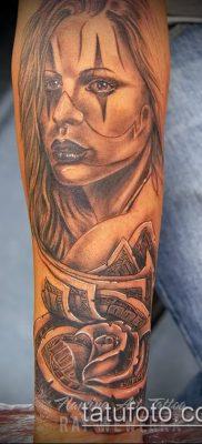 фото тату деньги (Tattoo money) (значение) – пример рисунка – 013 tatufoto.com