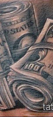 фото тату деньги (Tattoo money) (значение) – пример рисунка – 018 tatufoto.com