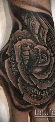 фото тату деньги (Tattoo money) (значение) – пример рисунка – 024 tatufoto.com