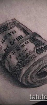 фото тату деньги (Tattoo money) (значение) – пример рисунка – 048 tatufoto.com