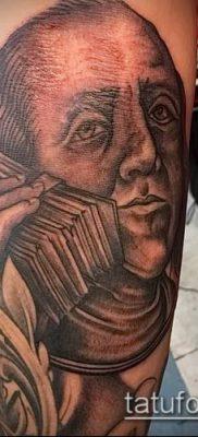 фото тату деньги (Tattoo money) (значение) – пример рисунка – 049 tatufoto.com