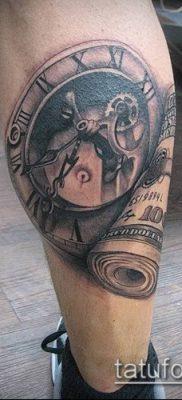 фото тату деньги (Tattoo money) (значение) – пример рисунка – 056 tatufoto.com