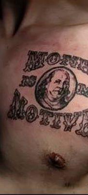фото тату деньги (Tattoo money) (значение) – пример рисунка – 058 tatufoto.com