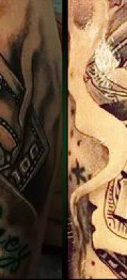 фото тату деньги (Tattoo money) (значение) – пример рисунка – 059 tatufoto.com