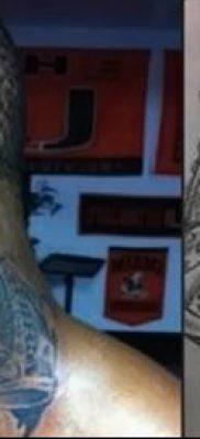 фото тату деньги (Tattoo money) (значение) – пример рисунка – 060 tatufoto.com