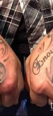 фото тату деньги (Tattoo money) (значение) – пример рисунка – 066 tatufoto.com