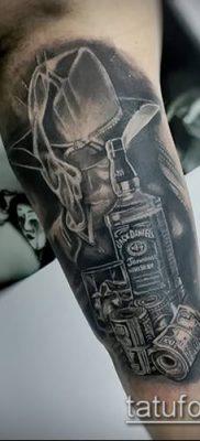 фото тату деньги (Tattoo money) (значение) – пример рисунка – 076 tatufoto.com