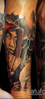 фото тату деньги (Tattoo money) (значение) – пример рисунка – 077 tatufoto.com
