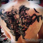 тату для мужчин №420 - прикольный вариант рисунка, который хорошо можно использовать для преобразования и нанесения как Men's tattoos