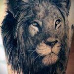 тату для мужчин №82 - достойный вариант рисунка, который легко можно использовать для преобразования и нанесения как тату на спину для мужчин