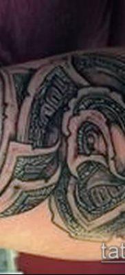 фото тату доллар (tattoo dollar) (значение) – пример рисунка – 049 tatufoto.com