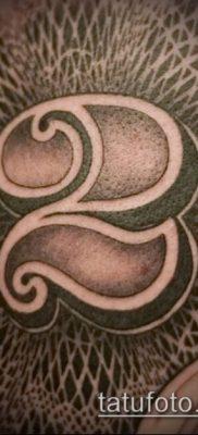фото тату доллар (tattoo dollar) (значение) – пример рисунка – 055 tatufoto.com