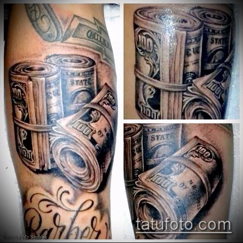 Зоновские тату доллар значение Потом