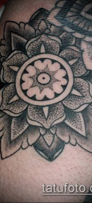 фото тату дотворк (tattoo) (значение) – пример рисунка – 124 tatufoto.com