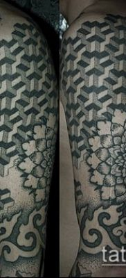 фото тату дотворк (tattoo) (значение) – пример рисунка – 126 tatufoto.com