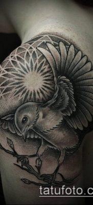 фото тату дотворк (tattoo) (значение) – пример рисунка – 127 tatufoto.com