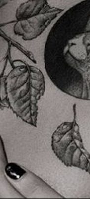 фото тату дотворк (tattoo) (значение) – пример рисунка – 137 tatufoto.com