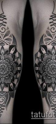 фото тату дотворк (tattoo) (значение) – пример рисунка – 140 tatufoto.com