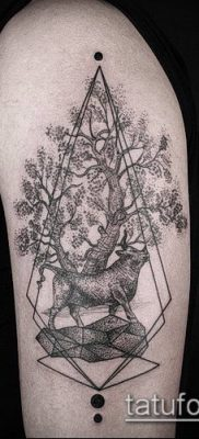 фото тату дотворк (tattoo) (значение) – пример рисунка – 146 tatufoto.com