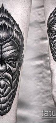 фото тату дотворк (tattoo) (значение) – пример рисунка – 147 tatufoto.com