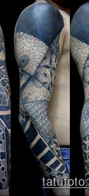 фото тату дотворк (tattoo) (значение) – пример рисунка – 148 tatufoto.com