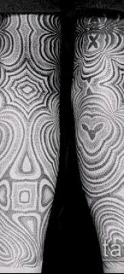 фото тату дотворк (tattoo) (значение) – пример рисунка – 149 tatufoto.com
