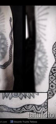 фото тату дотворк (tattoo) (значение) – пример рисунка – 151 tatufoto.com
