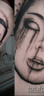 фото тату дотворк (tattoo) (значение) – пример рисунка – 153 tatufoto.com