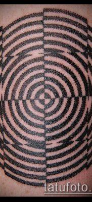 фото тату дотворк (tattoo) (значение) – пример рисунка – 169 tatufoto.com