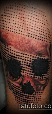 фото тату дотворк (tattoo) (значение) – пример рисунка – 177 tatufoto.com