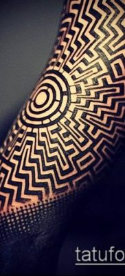 фото тату дотворк (tattoo) (значение) – пример рисунка – 183 tatufoto.com