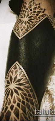 фото тату дотворк (tattoo) (значение) – пример рисунка – 185 tatufoto.com