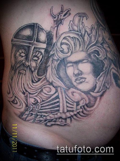 тату кельтика №844 - уникальный вариант рисунка, который легко можно использовать для доработки и нанесения как Tattoo of the Celtic