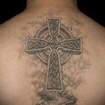 тату кельтика №291 - прикольный вариант рисунка, который легко можно использовать для преобразования и нанесения как тату кельтика дерево