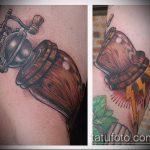 тату мельница №650 - уникальный вариант рисунка, который легко можно использовать для доработки и нанесения как Tattoo mill