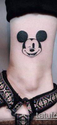 фото тату микки маус (Tattoo) (значение) – пример рисунка – 033 tatufoto.com