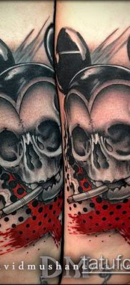 фото тату микки маус (Tattoo) (значение) – пример рисунка – 064 tatufoto.com
