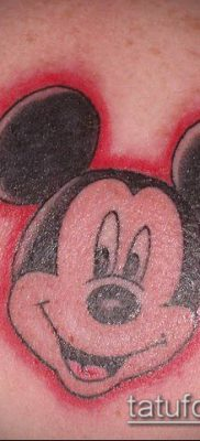 фото тату микки маус (Tattoo) (значение) – пример рисунка – 081 tatufoto.com