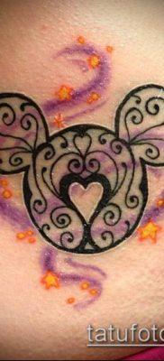 фото тату микки маус (Tattoo) (значение) – пример рисунка – 086 tatufoto.com