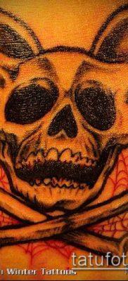 фото тату микки маус (Tattoo) (значение) – пример рисунка – 092 tatufoto.com