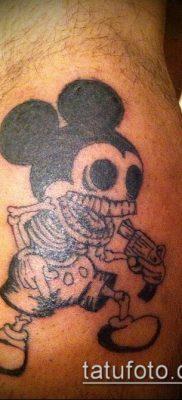 фото тату микки маус (Tattoo) (значение) – пример рисунка – 101 tatufoto.com