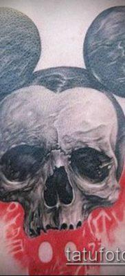 фото тату микки маус (Tattoo) (значение) – пример рисунка – 108 tatufoto.com