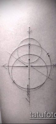 фото тату минимализм (tattoo) (значение) – пример рисунка – 012 tatufoto.com