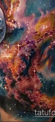 фото тату млечный путь (tattoo Milky Way) (значение) – пример рисунка – 003 tatufoto.com