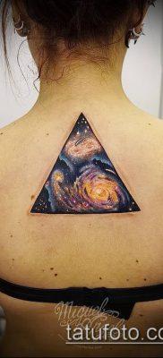 фото тату млечный путь (tattoo Milky Way) (значение) – пример рисунка – 004 tatufoto.com